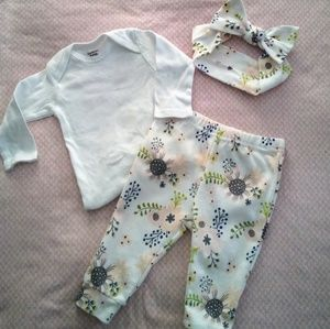 Other - Baby Bundle! 3pc. 6M